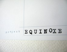 equinoxe project