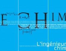 école polytechnique/génie chimique murale